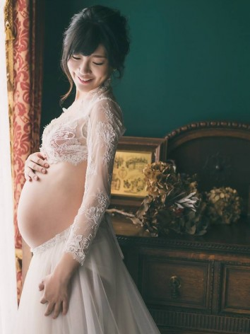 孕婦,孕婦寫真,孕婦禮服,懷孕