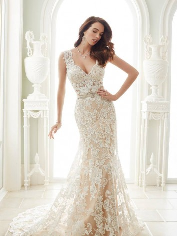 SophiaTolli, 婚紗趨勢,婚紗,時尚,白紗