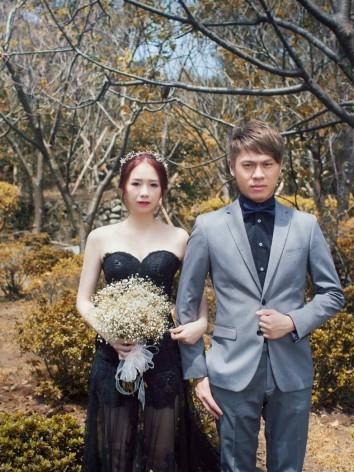禮服,黑色禮服,婚紗攝影,婚禮,婚紗