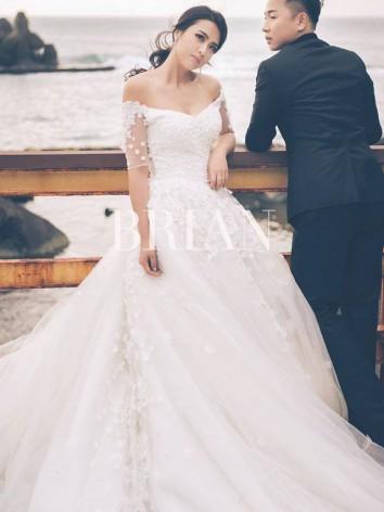 禮服,婚紗,白紗,自助婚紗,婚紗攝影