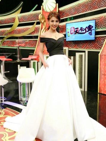 伊林,詹乃蓁,名模,禮服,拍婚紗