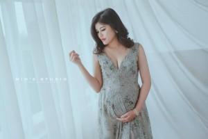 孕婦禮服, 孕婦寫真, 孕婦照, 孕媽咪