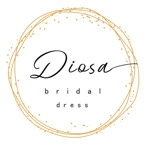 Diosa bridal dress 高級手工禮服